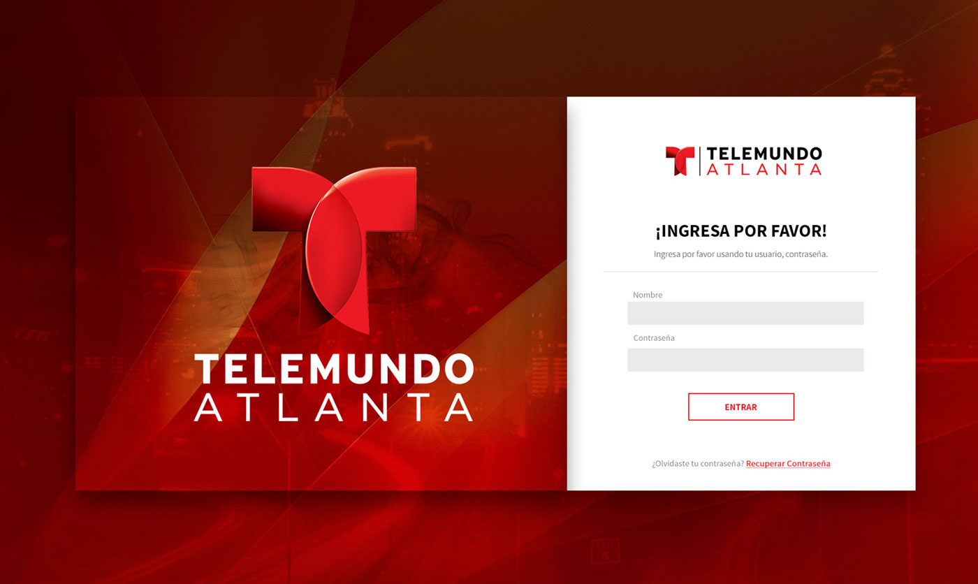 Telemundo Website Development (Atlanta)