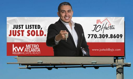 Just Sold Real Estate Digital Marketing & Billboards